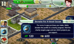 Modern Mayor will donate profits to a environment charity selected by its players