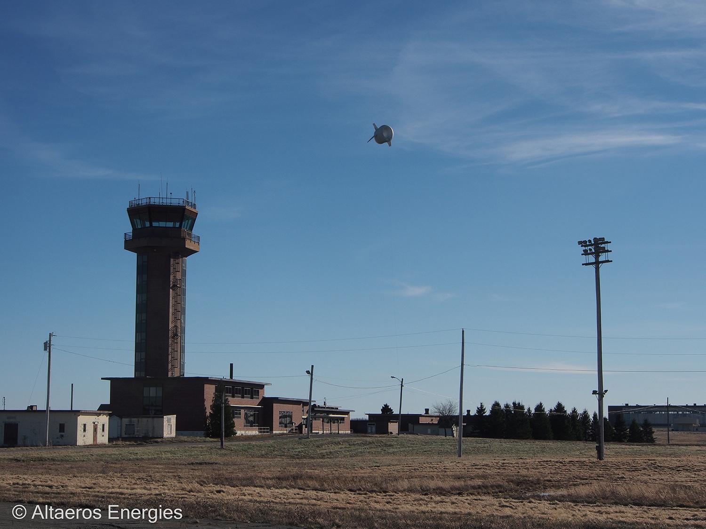 Altaeros Prototype Tower