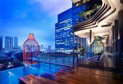 Park Royal balcony
