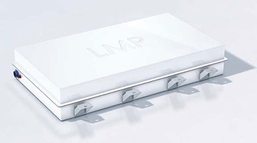 Lithium-polymer battery