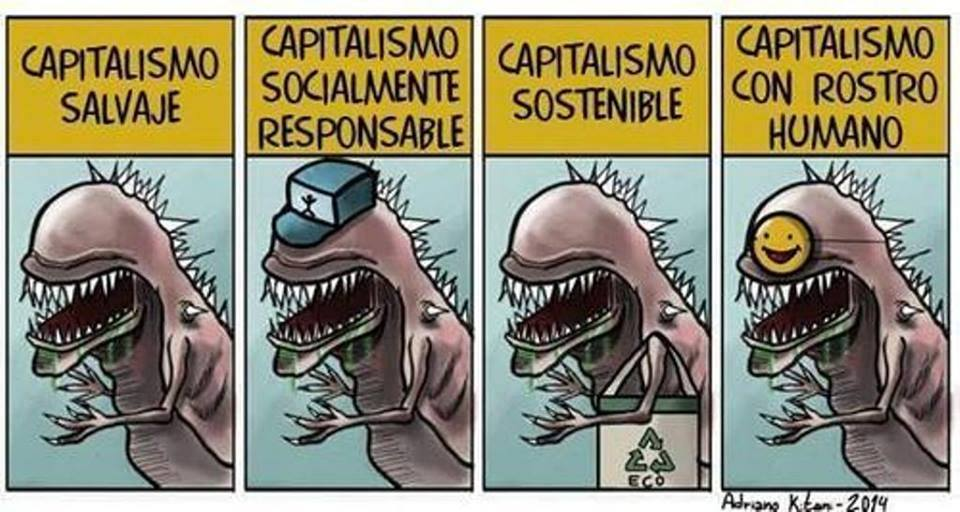 The faces of capitalism