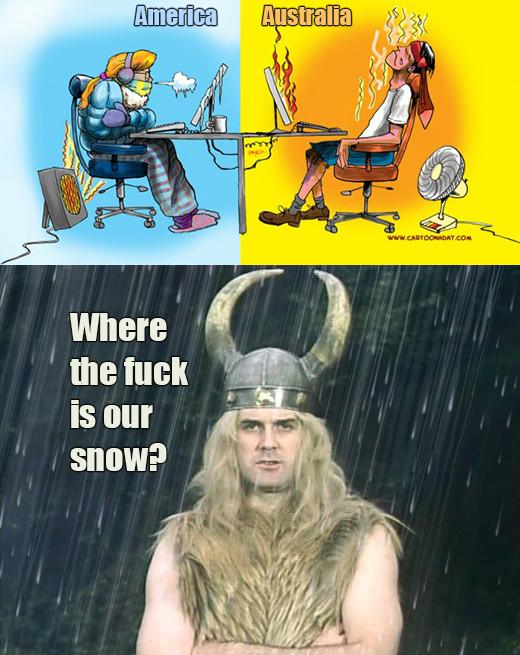 Meanwhile in Scandinavia...