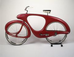 Benjamin G Bowden Spacelander Bicycle