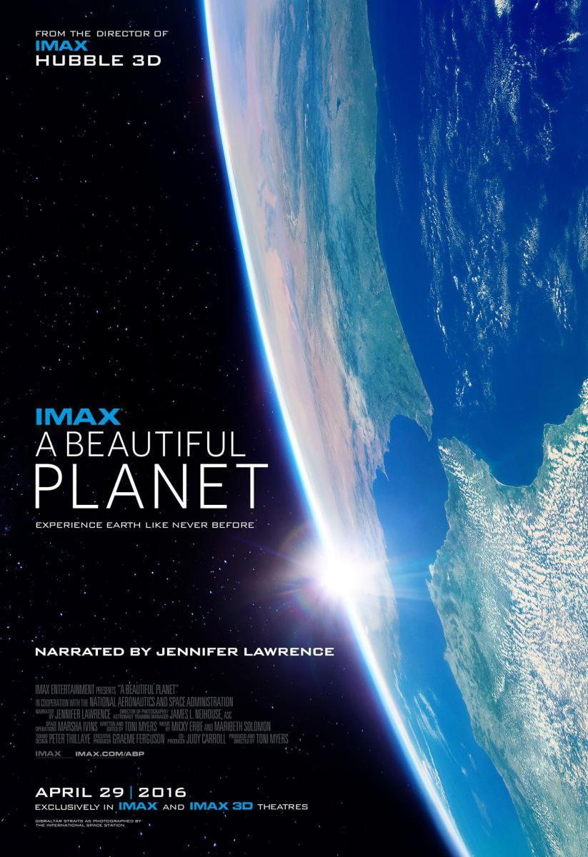 A Beautiful Planet 2016 Documentary Movie