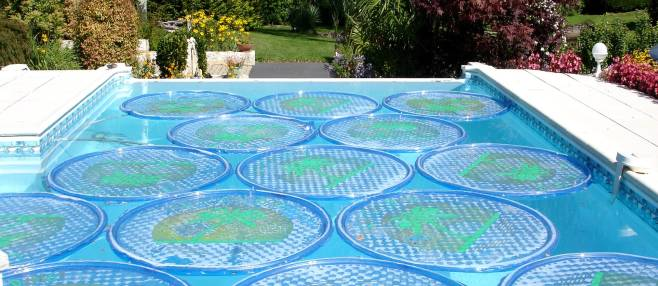 Extend Your Pool Time with Solar Sun Rings - Solar Energy ...