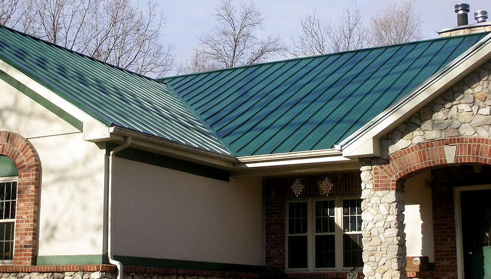 Cool metal roofing how it can make your office building for Efficient roofing